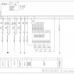 Квартира -студия. Электрическая схема умного распределительного щита. Из документации контроллера на сайте EKF