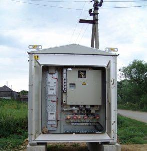 Проектирование КТП часто является частью проекта электроснабжения промышленного предприятия